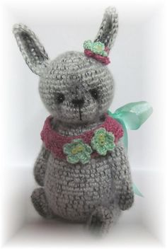 Looking for crocheting project inspiration? Check out Bonny Bunny by member BayouBears.