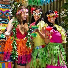 Hawaiian Luau Party Games For Adults