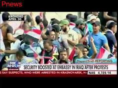 Pnews : Marines Sent To Boots Security At Embassy In Iraq - Shepard Smith Reporting