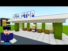 Minecraft Modern City, Villa Minecraft, Minecraft Shops, Minecraft Farm, Minecraft Mansion, Cute Minecraft Houses, Minecraft Plans, Minecraft Architecture, Minecraft Blueprints