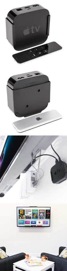 Apple® TV 4th Gen Wall Mount www.handyman-goldcoast.com
