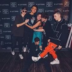 how's everyone's day going? Boys Who, My Boys, Meet And Greet Poses, Why Dont We Imagines, I Need U, Why Dont We Band, Fan Picture, Corbyn Besson, Jack Avery