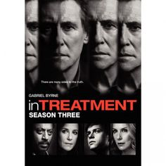 In Treatment on HBO and (DVD)
