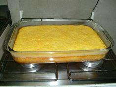 Receita de Bolo de milho verde com espiga de milho. Enviada por cristina brasileiro da silva martins e demora apenas 60 minutos.