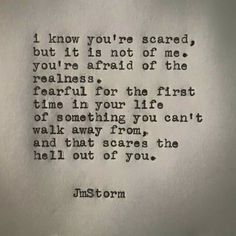 JmStorm on - Quotes Poetry Quotes, Book Quotes, Words Quotes, Wise Words, Sayings, Quotes Quotes, Quotes For Him, Great Quotes, Quotes To Live By
