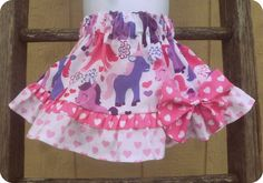 Precious little cowgirl skirt   sizes  6 month  size by BrandMeQT, $15.00