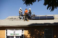 Verengo Solar & GRID Alternatives installation