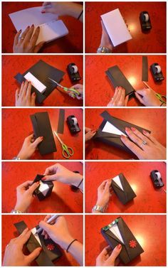To wrap up grooms gift Diy Crafts Hacks, Diy Crafts For Gifts, Paper Crafts, Wedding Gift Wrapping, Wedding Gifts, Diy Birthday, Birthday Cards, Gift Wraping, Diy Gift Box