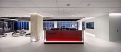 A Chinese-Inspired Minimal Office In Ukraine: XINWEI Office by SOESTHETIC GROUP