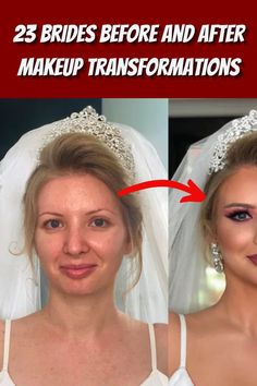 23 Brides Before And After Makeup Transformations Two Buns Hairstyle, Scarf Hairstyles, Flame Nail Art, Leopard Print Outfits, Natural Wedding Makeup, Bridal Makeup, Pretty Birthday Cakes, Simple Outfits, Modern Outfits