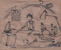 Image result for michelle holmes embroidery