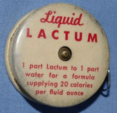 A Fine & Rare Antique / Vintage Sewing Tape Measure - Liquid Lactum - Pharmacy Sewing Tape Measure, Sewing Machine Drawers, Vintage Sewing Notions, Sewing Tools, Haberdashery, Rare Antique, Pharmacy, Vintage Antiques, Bias Tape