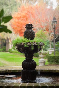 Little Pineapple Fountain, Charleston, SC