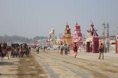 Galería de Kumbh Mela : Aprendiendo de Ciudades Temporales - 1