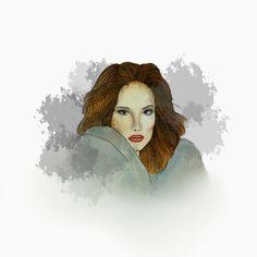 Adele by KusumaDewiDevArt.deviantart.com on @DeviantArt