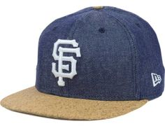 San Francisco Giants Denim Pack 59Fifty Fitted Cap by NEW ERA x MLB