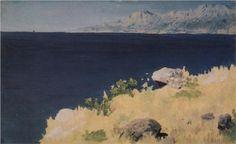 Sea coast. Crimea - Arkhip Kuindzhi