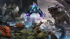Learn more about the new ARK: Survival Evolved Aberration Expansion Pack which is now available for Xbox One, PlayStation 4 and PC systems Evolve Wallpapers, Ark Ps4, Pikachu, Pokemon, Survival, Prehistoric Creatures, Gaming, Biomes, Creature Design