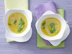 Möhren-Aprikosen-Suppe mit Chili und Honig - smarter - Kalorien: 142 Kcal | Zeit: 35 min.