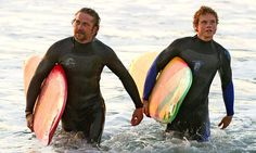 Gerard Butler in the Surfing Movie 'Chasing Mavericks' - NYTimes.com