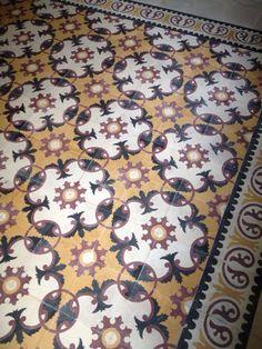 Mosaic floor in Beit Meri | Lebanon | Pinterest | Lebanon