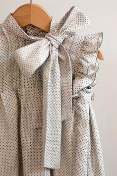 Vestido de Lazo al cuello invierno 2013-14 No sin Valentina <3