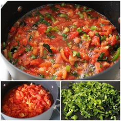 Homemade Ro-tel, Tomatoes & Diced Green Chilies