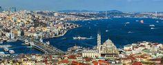 Istanbul - Veduta della città
