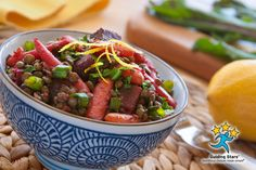 Roasted Roots & Lentil Salad | 3 Guiding Stars