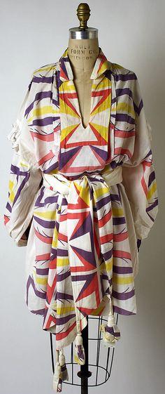 Ensemble, Vivienne Westwood, ca. 1980, British, cotton