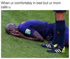 When she taught you to never be comfortable. | 18 Ways Your Mom Tortured You And Called It Love