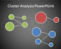 Free waste management powerpoint template for business cluster analysis powerpoint template is a free business and productivity powerpoint template for data mining and cluster analysis in powerpoint toneelgroepblik Image collections