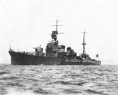 Furutaka in 1926.