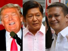 """VP bets say Donald Trump not good for US-Philippines ties Ferdinand """"Bongbong"""" Marcos Jr. and Francis """"Chiz"""" Escudero said at the vice presidential debate Sunday that Donald Trump will not be the best leader to nourish the relationship with the Philippines."""