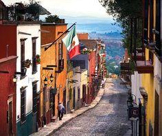 San Miguel de Allende - Guanajuato, Mexico