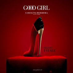 me style dress cute love black xoxo fashionstyle fa Perfume Ad, Best Perfume, Perfume Bottles, Carolina Herrera, Good Girl Perfume, Simply Red, Beautiful Perfume, Cool Girl, Girl Fashion