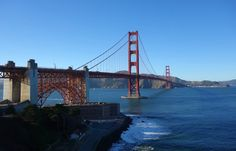 Going to San Francisco? Here are 5 things you can do or see for free! From free public transport, to free snacks! Places To See, Places Ive Been, Free Things To Do, 5 Things, Public Transport, Golden Gate Bridge, You Can Do, Stuff To Do, To Go