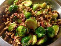 Mine bedste opskrifter: Rosenkålsalat med bacon