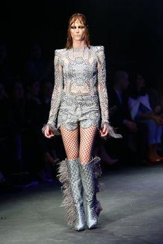 Raisa & Vanessa - Runway - Mercedes Benz Fashion Week Istanbul Fall/Winter 2015
