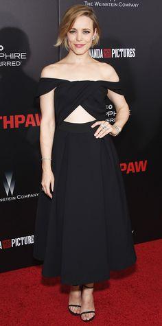 Rachel McAdams wears