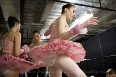 Boston Ballet Nutcracker: Love this pleated tutu skirt and the degradé color layers.