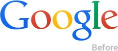 Google has a new logo, and hardly anyone noticed. So funny. Because only the branding geeks will get or care....