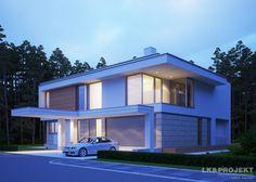 Projekty domów LK Projekt LK&1164 zdjęcie 2