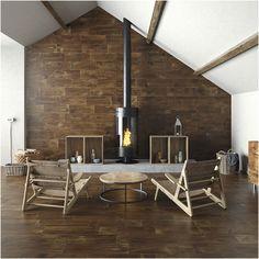 Wood like ceramic floor tile- 0.99 per square foot- lowes