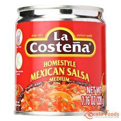 La Costena Homestyle Mexican Salsa Medium 7.76 oz