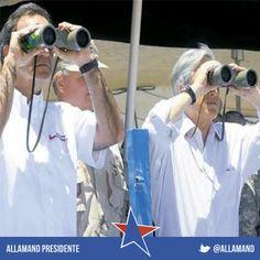 Con el Presidente Piñera compartimos una visión país.