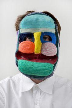 Mask by Studio Bertjan Pot (r)