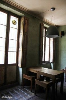 南フランスのカフェ1