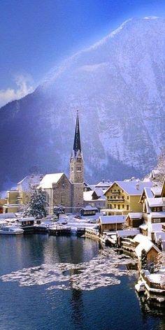 Beautiful Hallstatt, Austria