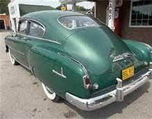1951 Chevy Fleetline deluxe